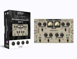 Nomad Factory ASP Program Equalizer EQP-4