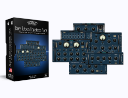 Nomad Factory Blue Tubes Equalizers Pack
