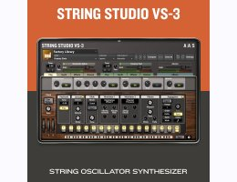Applied Acoustics Systems String Studio VS-2