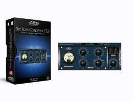 Nomad Factory Blue Tubes Compressor CP2S