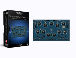 Nomad Factory Blue Tubes Analog Chorus CH2S
