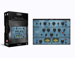 Nomad Factory Pulse-Tec EQs