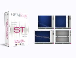 Ina - GRM GRM Tools Spectral Transform 3