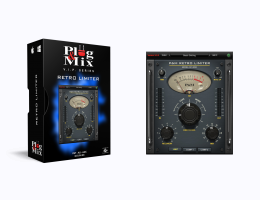 Plug And Mix Retro Limiter