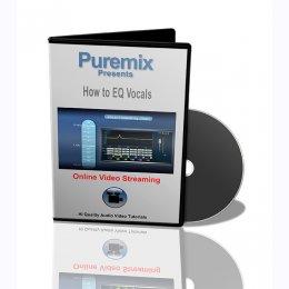 Puremix How To EQ Vocals