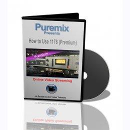 Puremix How to Use an 1176 Compressor (Premium)