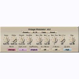 Voxengo Voxengo Vintage Modulator