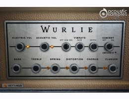 Acousticsamples Wurlie