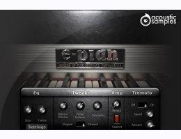 Acousticsamples E-Pian