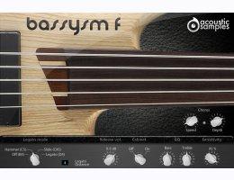 Acousticsamples Bassysm-F