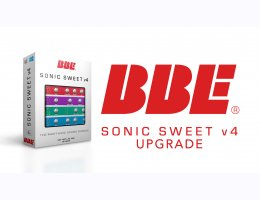 BBE Sound Sonic Sweet UPGRADE