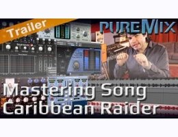 Puremix Mastering The Song Caribbean Raider