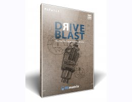 Overloud Drive Blast Library