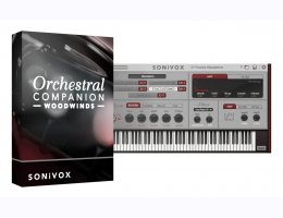 SONiVOX Orchestral Companion - Woodwinds