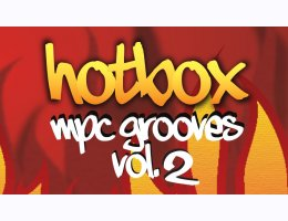 SONiVOX Hotbox MPC Grooves Vol 2