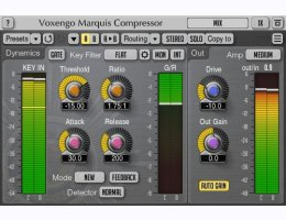 Voxengo Voxengo Marquis Compressor v2