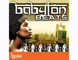 AIR Music Technology Babylon Beats for Ignite