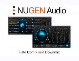 Nugen Audio Halo Upmix and Halo Downmix