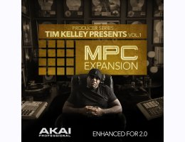 Akai Professional Tim Kelley Presents Vol. 1