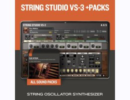 Applied Acoustics Systems String Studio VS-2 & Packs