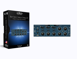Nomad Factory Blue Tubes Tempo Delay 3D