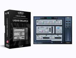 Nomad Factory Liquid Delays II