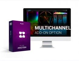 Flux Pure Analyzer Multichannel Option
