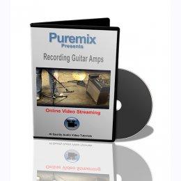 Puremix Recording Electric Guitar Amps