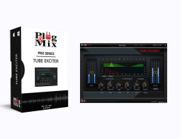 Plug And Mix Tube Exciter