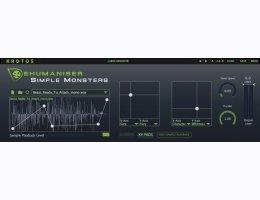 Krotos Audio Dehumaniser Simple Monsters