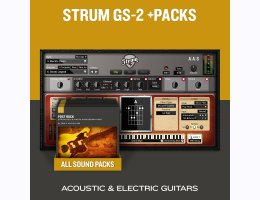 Applied Acoustics Systems Strum GS-2 & Packs