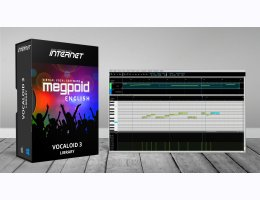 Internet Co. Vocaloid Megpoid English