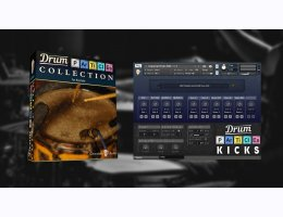 Chocolate Audio Drum Particles Collection For Kontakt