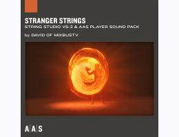 Applied Acoustics Systems Stranger Strings