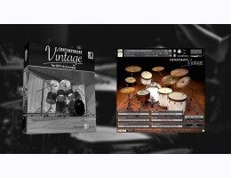 Chocolate Audio Contemporary Vintage Drums (BFD & Kontakt)