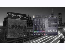 Chocolate Audio Uproar Vol 1 - 8 String Guitar For Kontakt