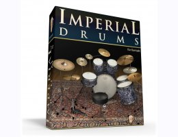 Chocolate Audio Imperial Drums For Kontakt