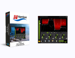Harrison AVA Multiband Compressor