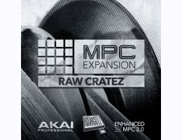 AKAI Professional Raw Cratez