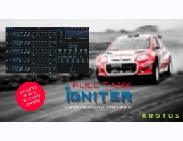 Krotos Audio Igniter Full Tank