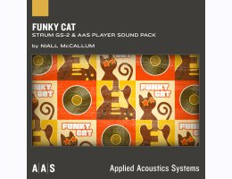 Applied Acoustics Systems Funky Cat