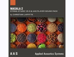 Applied Acoustics Systems Masala 2