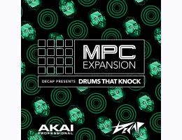 AKAI Professional DECAP - Drums That Knock