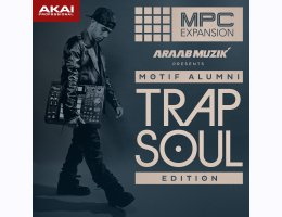 AKAI Professional Motif Alumni - Trap Soul Edition