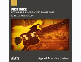 Applied Acoustics Systems Post Rock