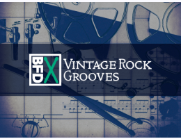 BFD Vintage Rock Grooves