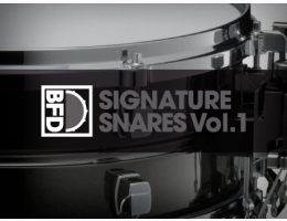 BFD Signature Snares Vol. 1
