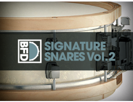 BFD Signature Snares Vol. 2