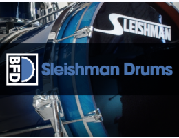 BFD Sleishman Drums