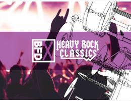 BFD Heavy Rock Classics